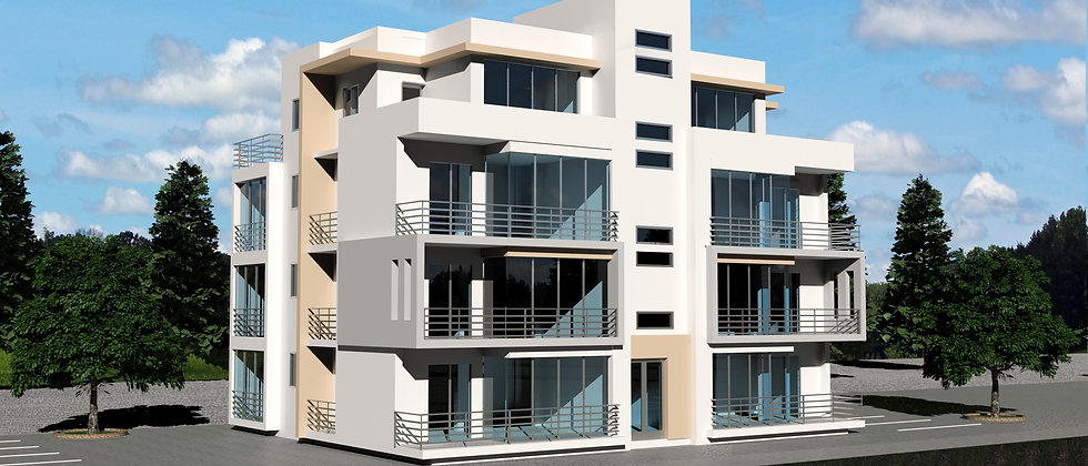Apartments 1+1, 2+1& Penthouse, 10 years payment plan