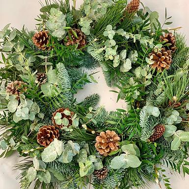 The Scandi Wreath Kit