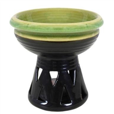 Deep Green Bowl Melter