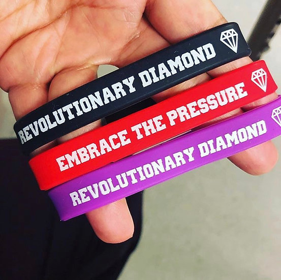 Revolutionary Diamond Bands