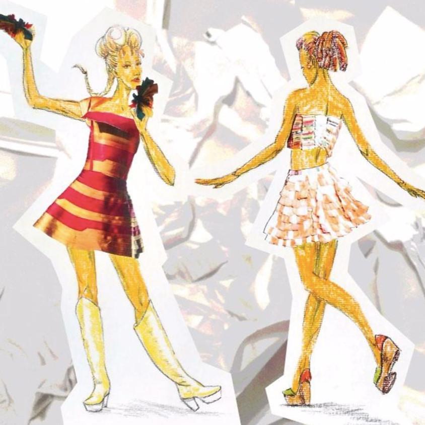 Instructed Fashion Illustration