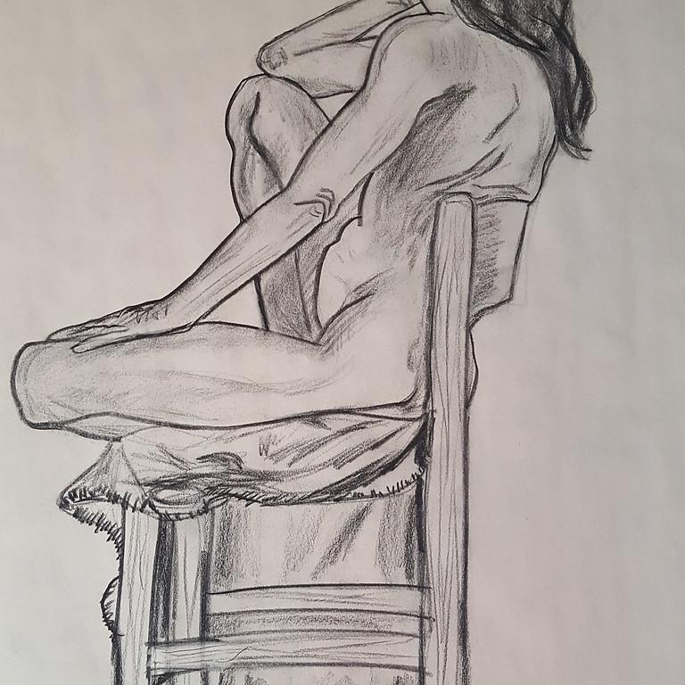 Saturday Drop In Figure Drawing
