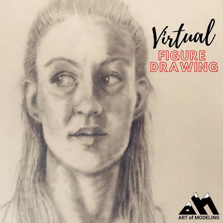 Daily Virtual Figure Drawing