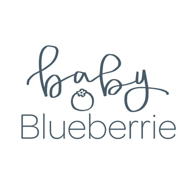 Baby Blueberrie 2020 Logo
