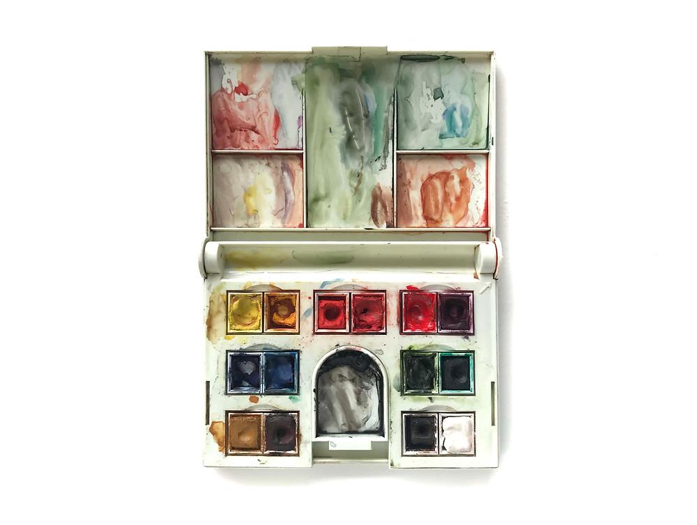winsor newton paint set