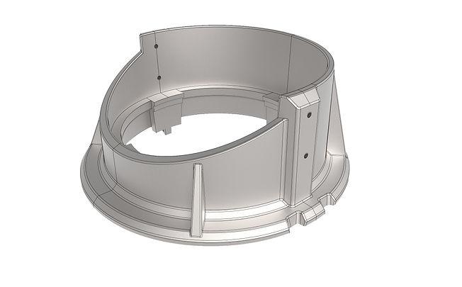 3d моделирование, реверс-инжиниринг, перевод в CAD, future-perfect.design
