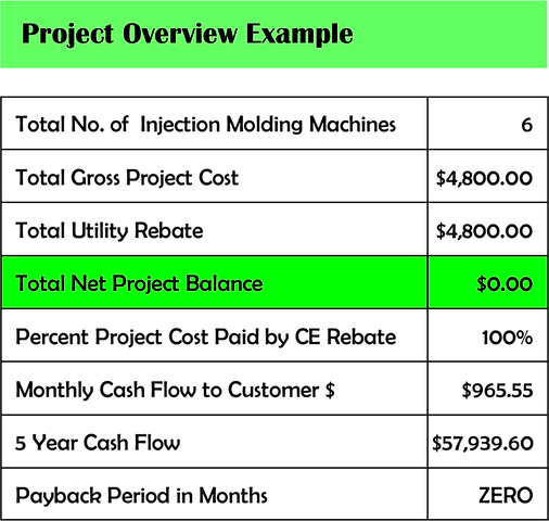Consumers Energy Project Overview Exampl