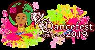 KC Dancefest 2019 Logo Template (Transpa