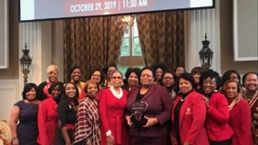 And the Award Goes to Delta Sigma Theta Alumnae Chapter