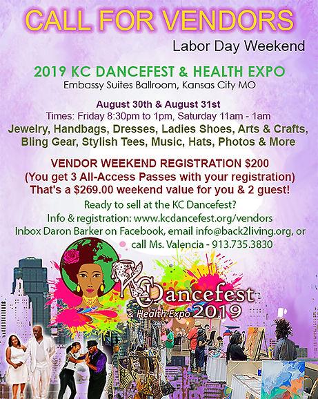 KC Dancefest Vendors Wanted Flyer 2019.j