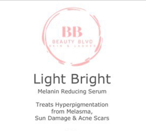 Light Bright Spot Reducing Serum