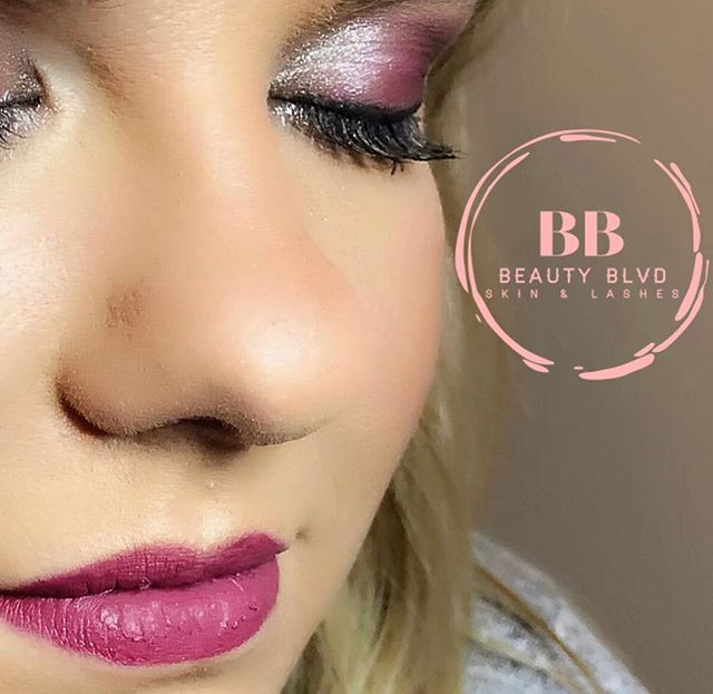 Makeup Applications at Beauty Blvd