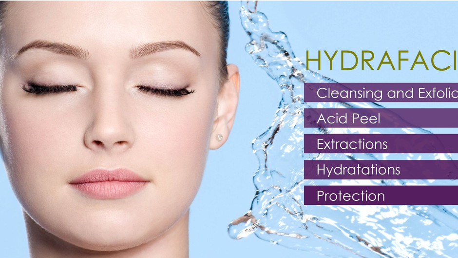 HydraFacial - The ULTIMATE Skin Treatment