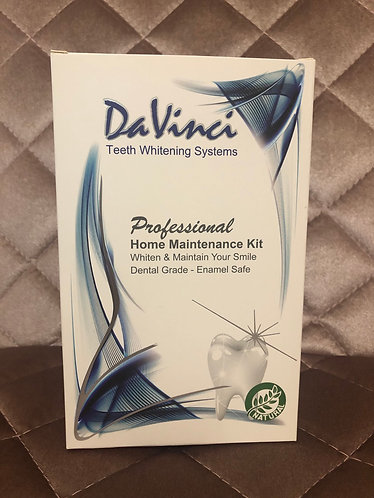 Professional Teeth Whitening Home Maintenence Kit