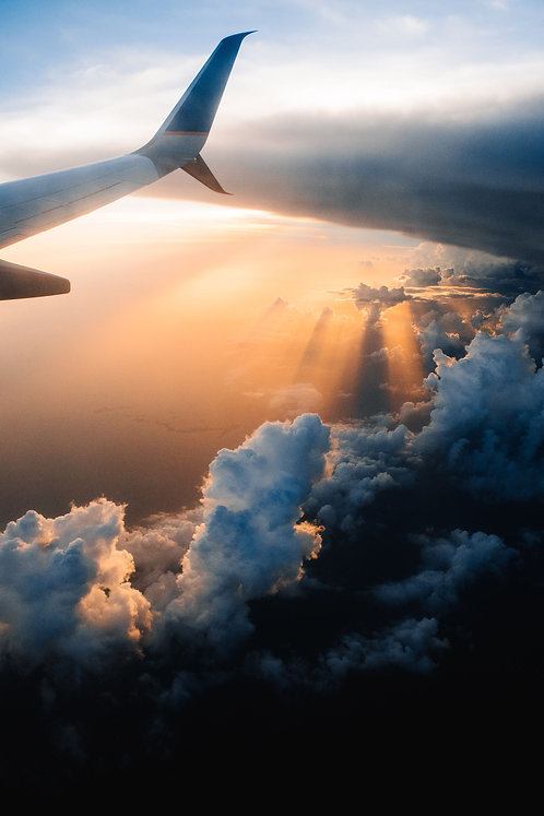 Airplane Travel Shoots