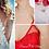 """Thumbnail: Parure  """"Mélissa"""" Paillettes"""