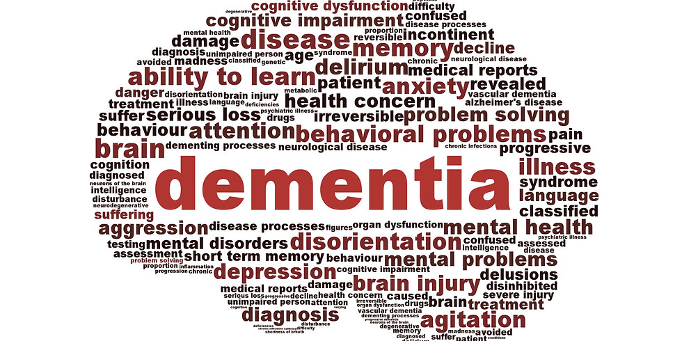 Dementia Awareness Webinars