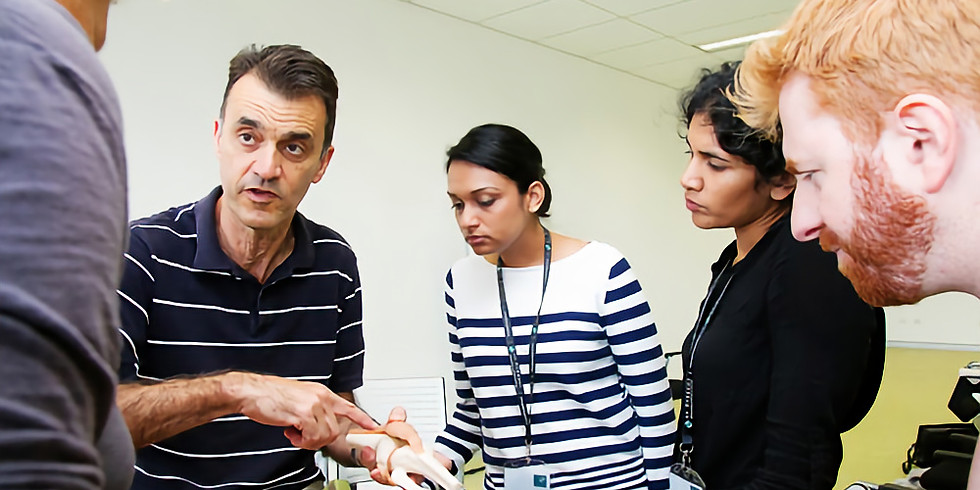 Practice Supervisor/Assessor Workshop and ePAD Training