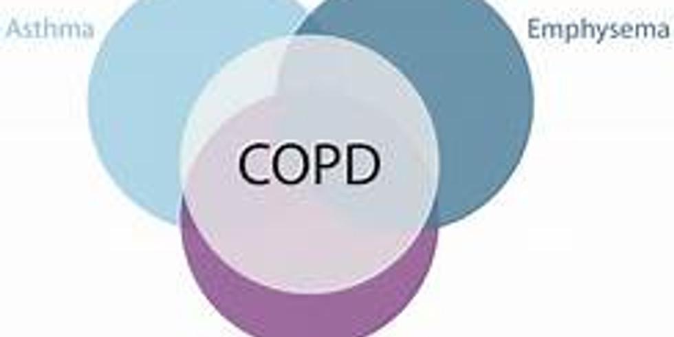 COPD Medicine Management Update