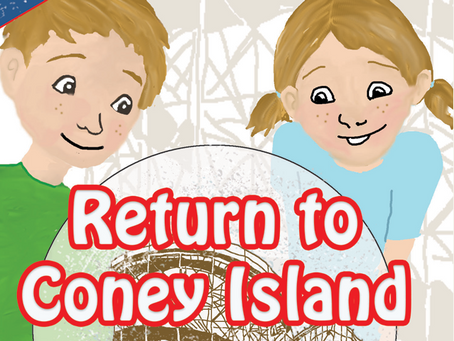 COVER REVEAL: The Enchanted Snow Globe Collection - Book One: Return to Coney Island