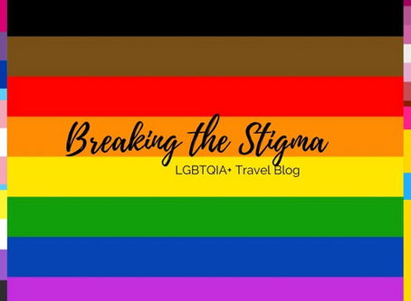 #BreakingTheStigma: Non-Binary and Genderfluid Identities