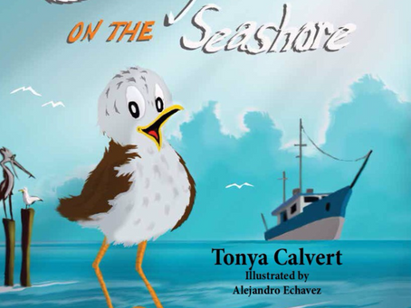 3 Question Interview - TONYA CALVERT
