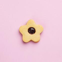 Jam Cookie