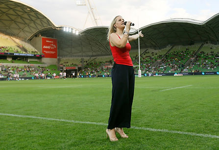 Georgina Docherty / Miss George / Aami Park