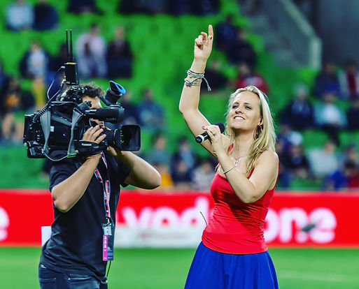 Georgna Docherty / Miss George / Aami Park / Melbourne Rebels