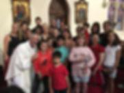 Immaculate Conception Hawthorn, Melbourne 9.30am Choir