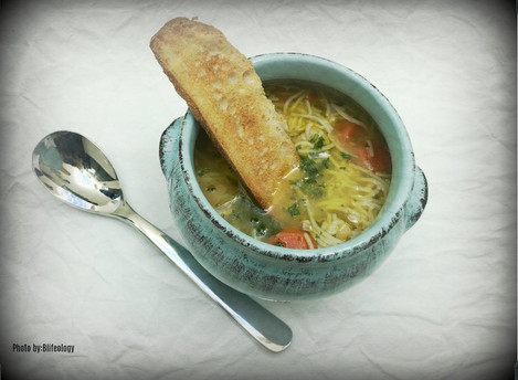 Cold remedy ,Soup easy to make!!!!!!!!