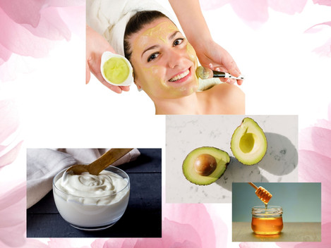 Skin pampering in the comfort of your own home.