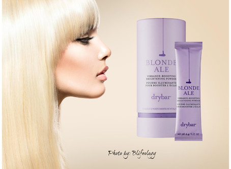 Blondes Only! Use this   Hair Mask Twice a month for a vibrant flowing Blonde Hair.