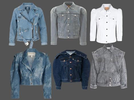 Denim Jacket an essential piece of clothing.