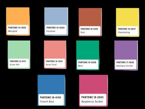 Open The Door for 2021's color trends.