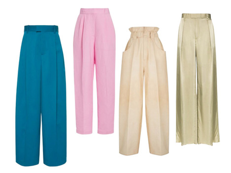 Loose fitted Pants Hot Trending  in 2021  a must have of every stylish woman.
