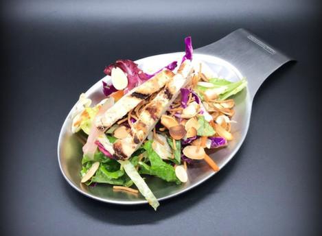 ,, Mandarin and pickled ginger Asian salad''