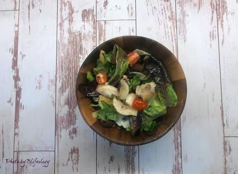 ,,Rich Garden Salad''