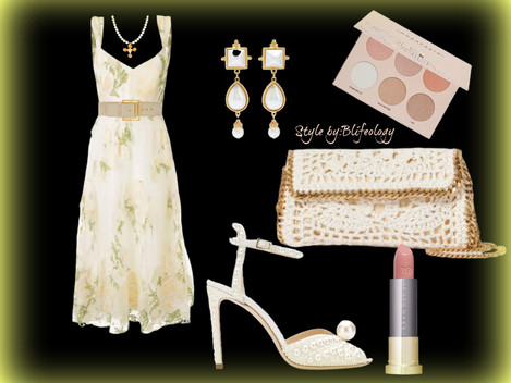 Garden Party outfit Ideas-Style by Blifeology