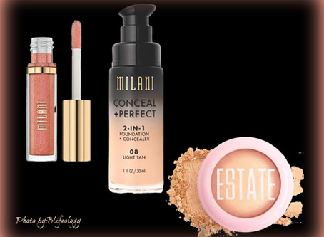 Top 3,  Super Affordable  Make Up products,  part of my Make Up Kit.