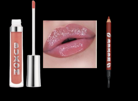 HOW TO ACHIEVE  FULLER LIPS  IN A FEW MINUTES.