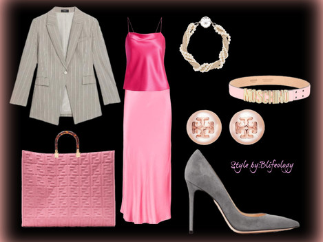 Business  Romantic Casual Style