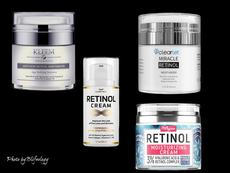 Slow down time with  these effective  anti aging creams.
