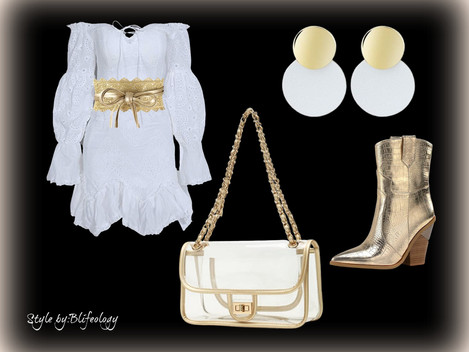 Romantic look --Low budget Fashionista-Style by Blifeology