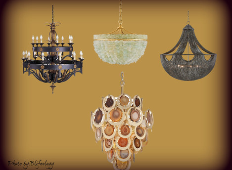 Exquisite,  Selection of Lighting.Luxury, Power, and Class.
