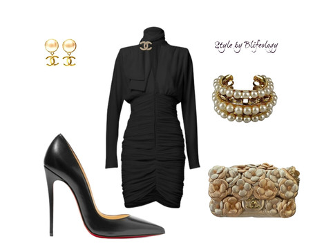 Timeless Dress -Little Black Dress