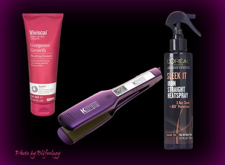 Hair  Care  Products  for everyday use.