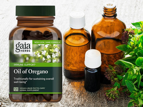 Oregano Oil Boosts your Immune   and Respiratory System