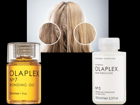 Step  No.3 and No.7 for healthier blond hair.