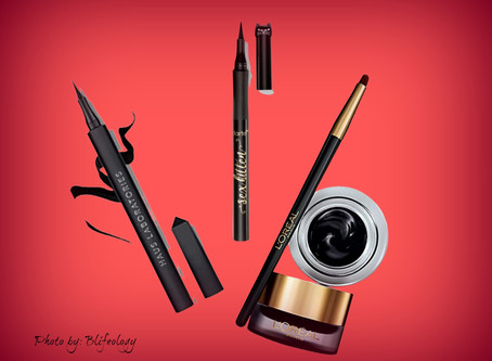 With a Good Eyeliner every woman can be an Artist.